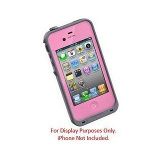 New Lifeproof iPhone 4 4S Case Pink New in Box Waterproof Shockproof