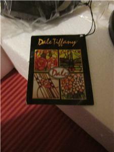 Dale Tiffany Hummingbird Lily Accent Lamp Item 175611 Model TA70315