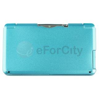 Light Blue Aluminum Hot Pink Skin Case 2X Guard 2X Pink Stylus for