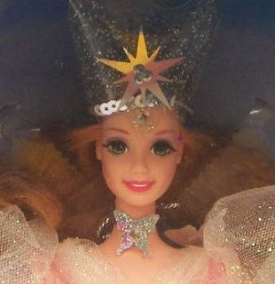 1995 Barbie as Glinda The Good Witch in Wizard of oz Hollywood Legends