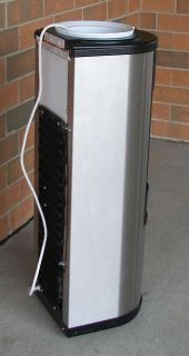 508BX Refrigerated Bottled Water Cooler Dispenser Stainless