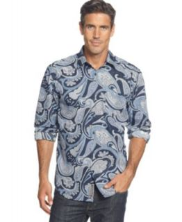 INC International Concepts Shirt, Snake Print Shirt