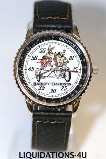 Harley Davidson Taz Looney Tunes Limited Edition Watch