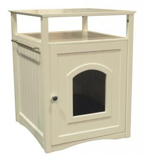 New Merry Pet Cat Washroom Night Stand Pet House