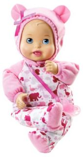 Features of Little Mommy Bedtime Baby Doll