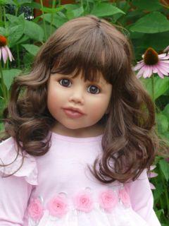Masterpiece Dolls Lindy Brunette Preorder Ships in November