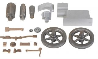 Little York Hit Miss Engine Model Casting Kit