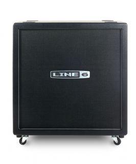 Line 6 4x12 Stereo Mono Straight Speaker Cabinet