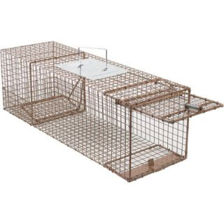Kness Kage All Live Animal Cage Trap Small Raccoon Trap 152 0 004