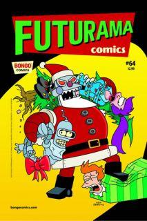 Futurama Comics 64 Bongo Comics
