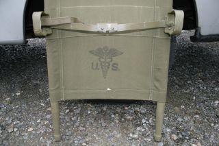 Folding Medical Gurney Stretcher Litter Hunting Army Marines