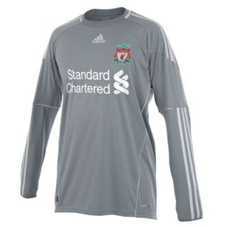 Liverpool Adidas Goalkeeper Mens Soccer Football Jersey Shirt 2010 12