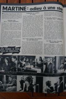 1967 Sandra Milo Van Heflin Yul Brynner Martine Carol