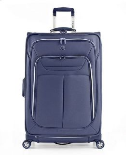 Revo Suitcase, 25 Spin 2 Rolling Expandable Spinner Upright   Luggage
