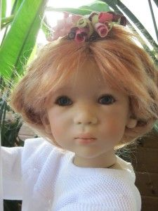Annette Himstedt Lisi 25 Limited Edition Doll 92 713 from 2003