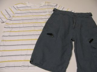 28 Piece Lot of Boys Size 12 Spring Summer Clothing