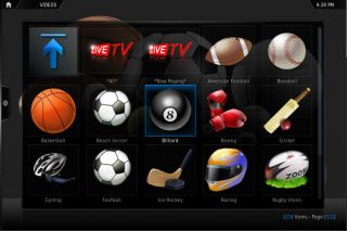 sportsdevil xbmc apple tv Watch live sports on Apple TV with