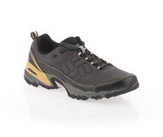 Columbia Lone Rock Gunmetal Golden Glow Mens Trail 11M