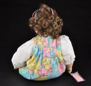 Lloyd Middleton Royal Vienna Collection 20 Vinyl Doll Justa