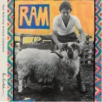 PAUL McCARTNEY Ram 2012 REMASTERED & EXP DELUXE EDITION 2 CD SET The