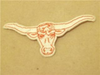 Texas Longhorns Logo Patch New Large Selection in  Store College