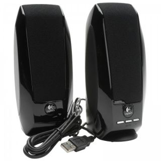 Logitech S150 USB Digital Stereo Computer Speakers System Windows Mac