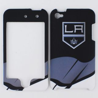 Los Angeles Kings Case Faceplate Cover For Apple iPod Touch 4th
