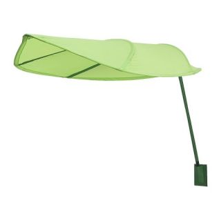 IKEA Löva Baby Kids Children Bed Canopy Leaf Green New