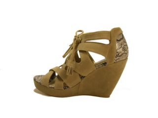 Lovely People Acacia Wedge