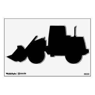 Make Your Own Custom Farm Tractor Wall Decal