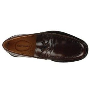 Bostonian Longford Mens Dress Shoes Burgundy Tassel 9 5