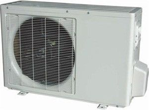 Ductless Air Conditioner Mini Split AC & Heat Pump, A/C + Dehumidifier