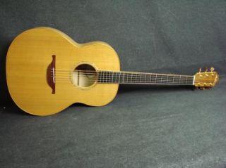 Lowden F35 Maple Acoustic Guitar w Case F 35 Flame Maple Cedar Top