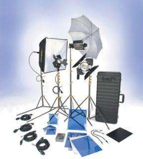 Lowel DV Creator 55 Light Kit Soft Case DV 903LBZ