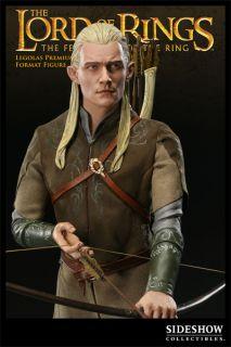Sideshow Exclusive Lord of The Rings Legolas Premium Format Figure NIB