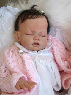 Reborn Doll Baby Girl Londyn Lucie Hofmanns Andy
