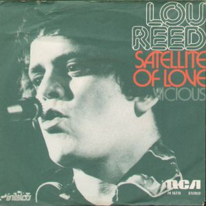 Lou Reed Velvet Underground Walk on Wild Side 1972 PS