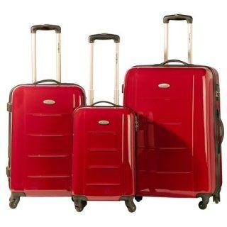 Samsonite Winfield 3 Piece Luggage Set Spinner Hardside