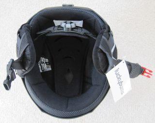 New Lucky Bums Ski Snowboard Helmet Large Adjustable