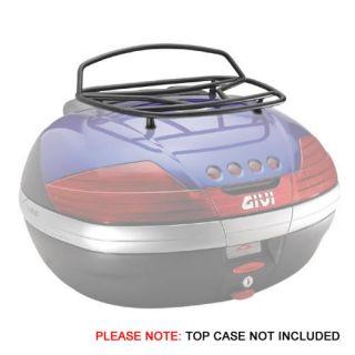 Givi V46 Top Box Case Metallic Luggage Rack E107