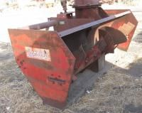 ft Lundell Snow Blower Very Heavy Duty 3pt Hitch 96