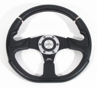 Skorpio Black Luisi Steering Wheel New