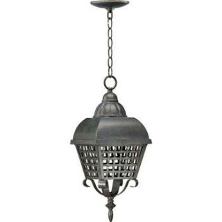 Quorum 7378 44 Lucia Outdoor Hanging Light in Toasted Sienna