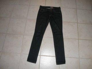Womens Sqin Slim Leg Jeans Size 28 Regular 30 x 32 Low Rise