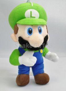 New Super Mario Brother 12 5 Luigi Plush Doll MT90