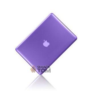 Purple Rubberized Hard Case Keyboard Skin for MacBook Air 11