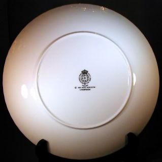 Royal Worcester 1964 Lynbrook Bone China Dinner Plate