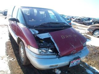 part came from this vehicle 1990 CHEVY LUMINA APV VAN Stock # KB3639