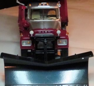 First Gear Club Members Only Mack R Model Dump Truck Dump Truck with A