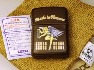 Zippo Bio Hazard Made in Heaven Leathar Capcon Super RARE